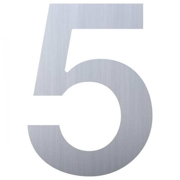 huisnummer ''5'' RVS