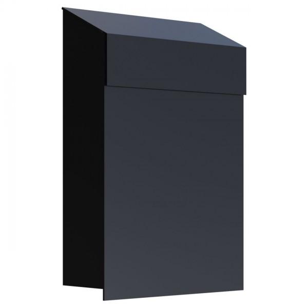 Brievenbus Baby Box Zwart