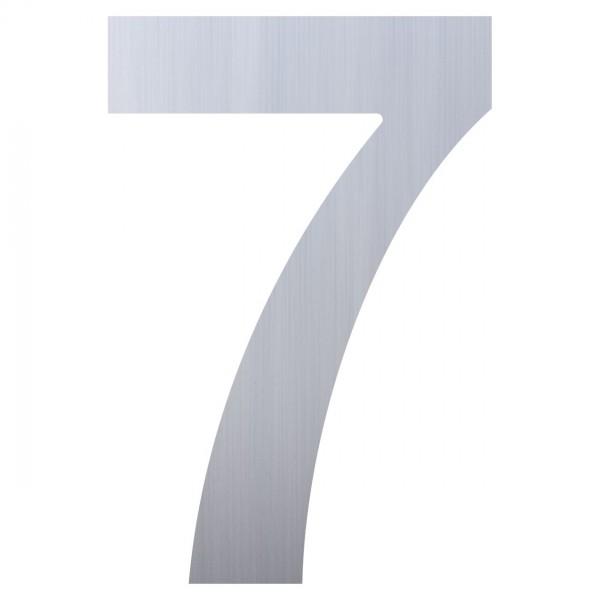 huisnummer ''7'' RVS